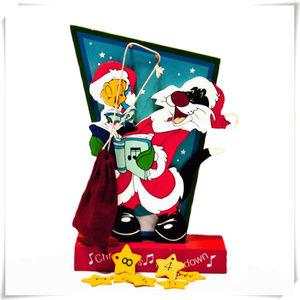 Looney Tunes Christmas Countdown Advent Calendar